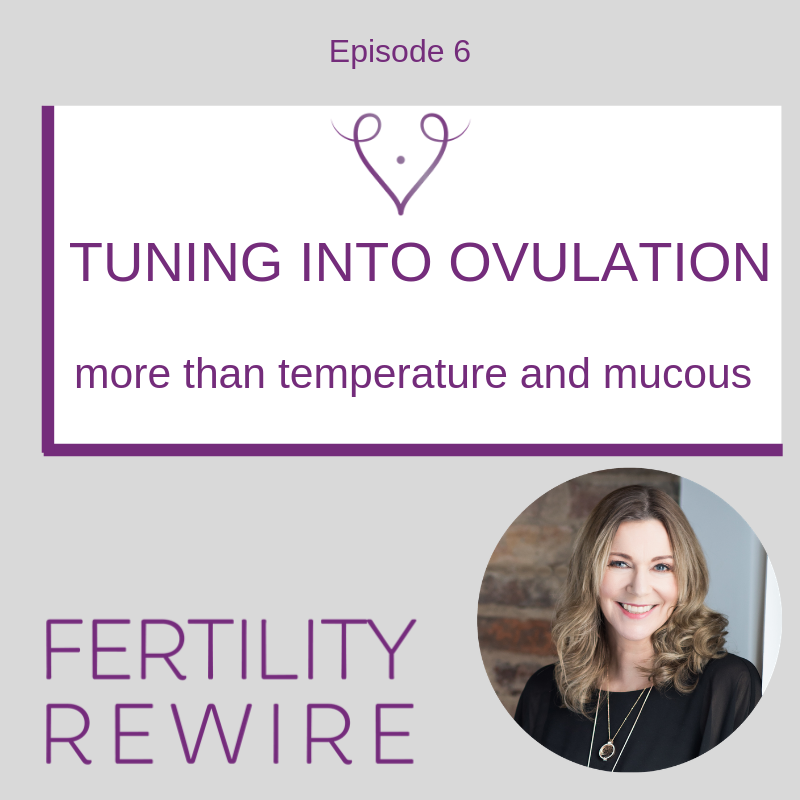tuning into ovulation