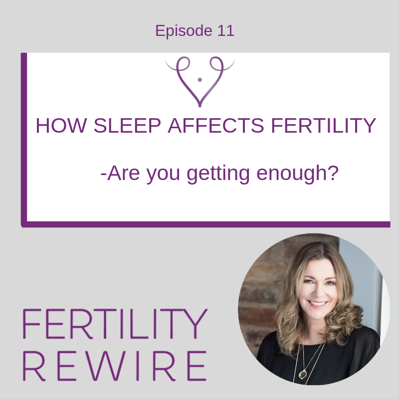 how sleep affects fertility