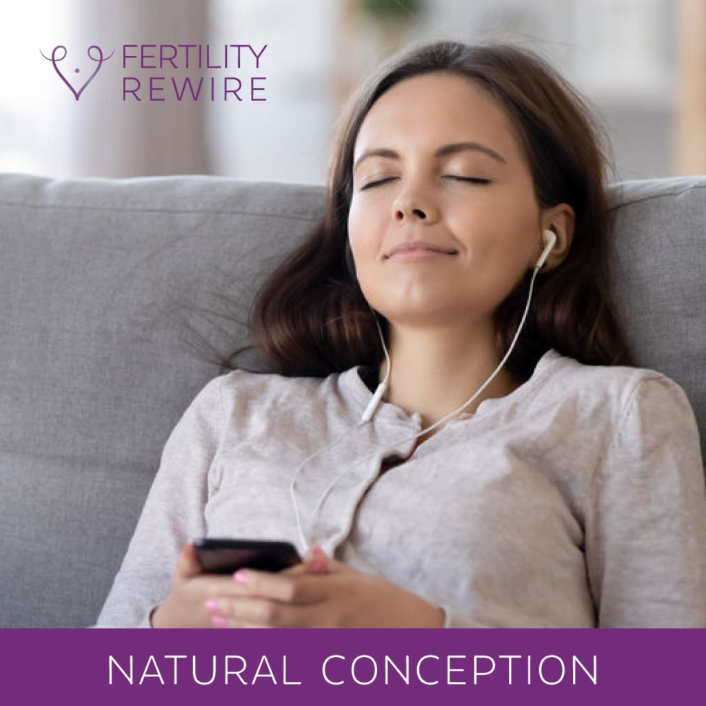 Fertility hypnosis and visualisations