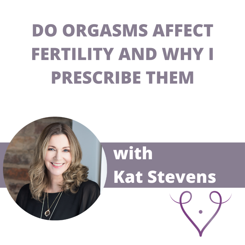 Do orgasms affect Fertility?