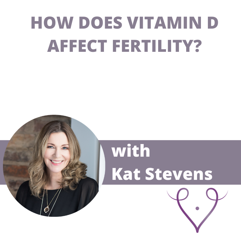 How does Vitamin D affect Fertility?